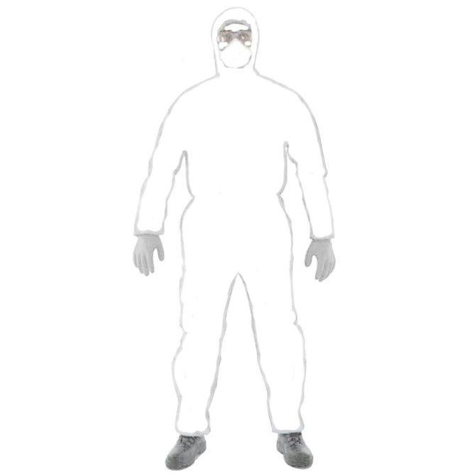 костюм для работы со стекловатой