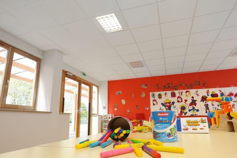 потолки армстронг для детских садов