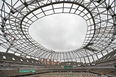 крыша для стадиона для чм