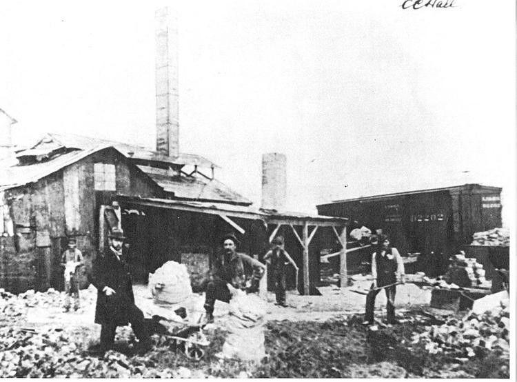 первый завод каменной ваты