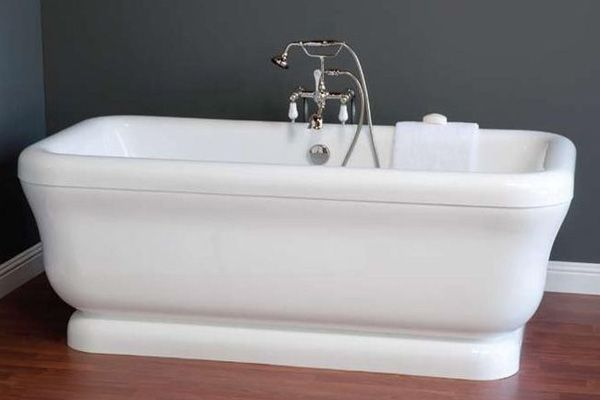 ванна из керамики фото