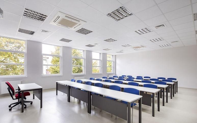 потолки армстронг для детских учебных заведений