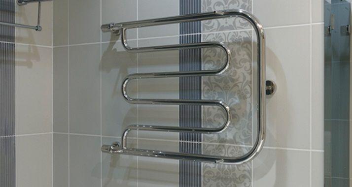 водяной полотенцесушитель фото